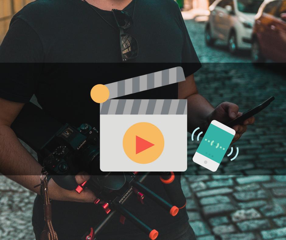 Produção de Videoaulas (Versão MOBILE)